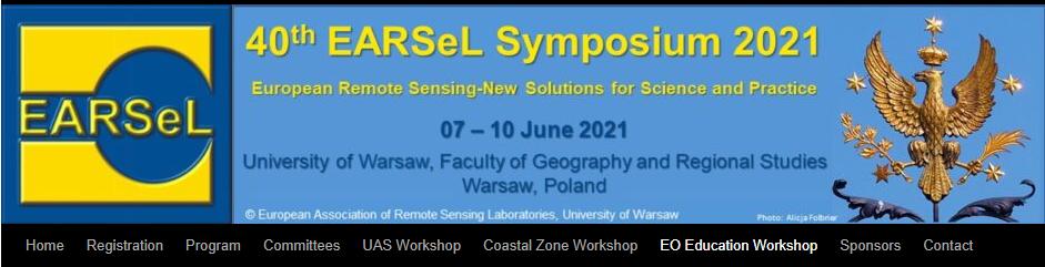 EARSeL workshop 2021